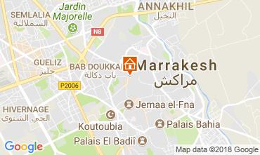 Map Marrakech House 114133