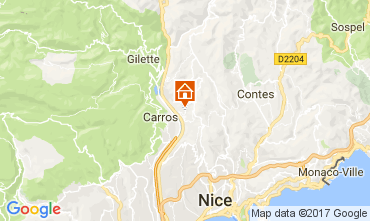 Map Nice Apartment 112133