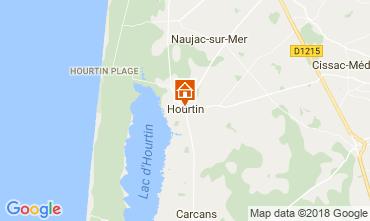 Map Bordeaux Bungalow 114139