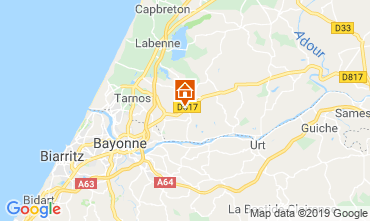 Map Bayonne House 84273