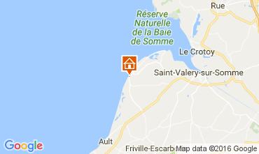 Map Cayeux-sur-Mer House 106362