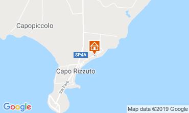 Map Isola di Capo Rizzuto Apartment 101730