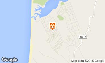 Map Lagoa de Albufeira House 83370