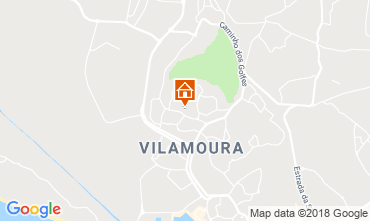 Map Vilamoura Apartment 112693