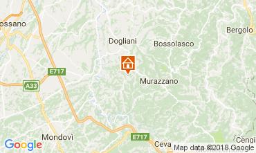 Map Dogliani House 112651