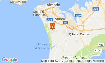 Map Lisbon Apartment 109987
