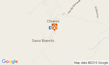 Map Chianni Apartment 31705