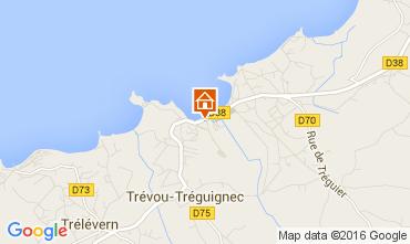 Map Trevou Treguignec Flat 102506