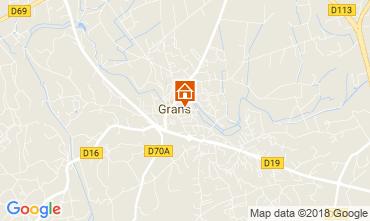 Map Grans Villa 114332