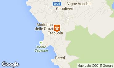 Map Capoliveri Apartment 43000