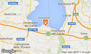 Map Sirmione Apartment 66766