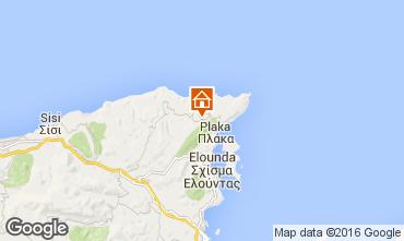 Map Elounda House 102995