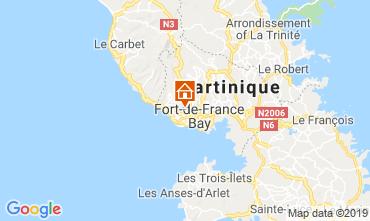 Map Fort-de-France House 118182