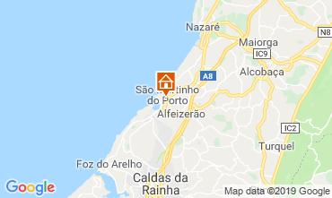 Map São Martinho do Porto Villa 118022