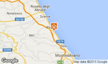 Map Pineto Apartment 85795