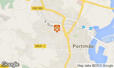 Map Portimão Villa 57572