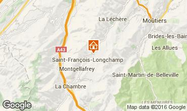 Map Saint François Longchamp Apartment 74701