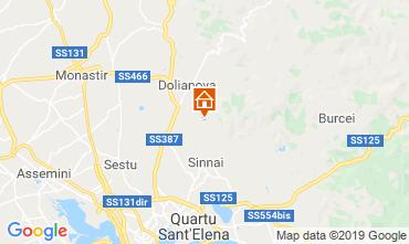Map  Villa 108795