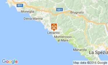 Map Levanto Apartment 106343