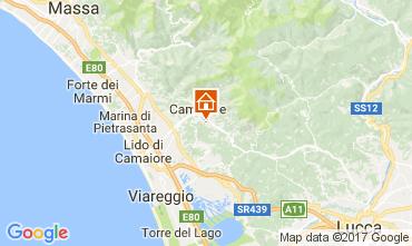 Map Camaiore House 108469