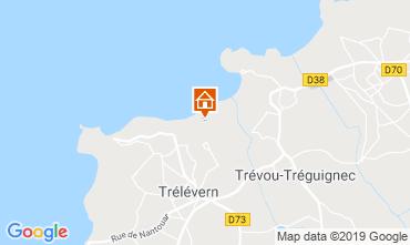 Map Trelevern House 118593