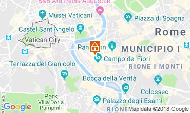 Map Rome Apartment 116748