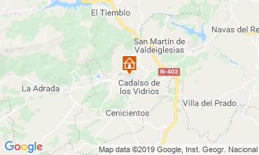 Map  Villa 117755