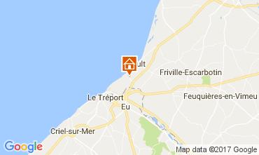 Map Saint Valéry sur Somme Villa 111500