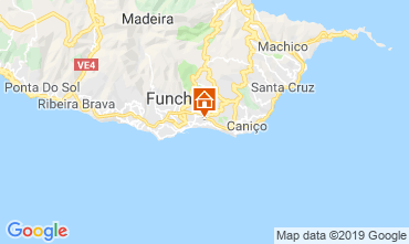 Map Funchal House 118021