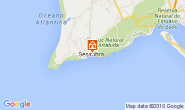 Map Sesimbra Apartment 103910