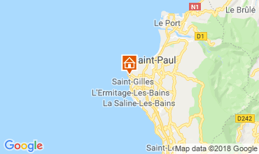 Map Saint Gilles House 117515