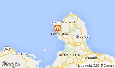 Map Port Louis Apartment 81742