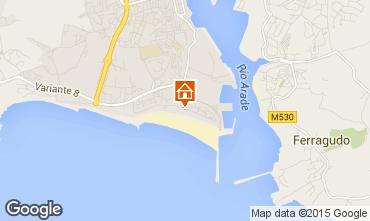 Map Praia da Rocha Apartment 73354