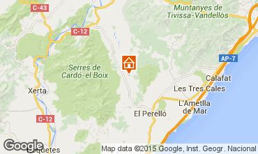Map Perelló Villa 101385