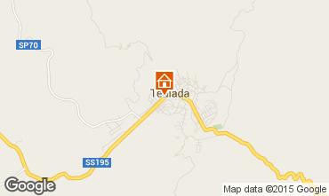 Map Teulada Apartment 67098