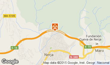 Map Nerja House 76927