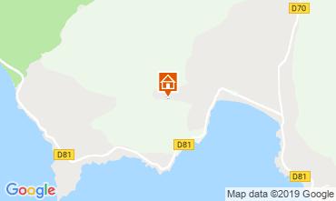 Map Sagone Villa 114958
