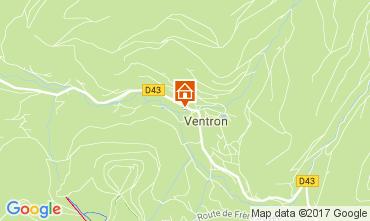 Map Ventron Apartment 4681