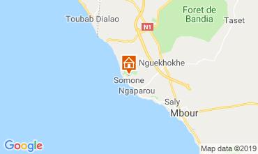 Map La Somone Villa 94461