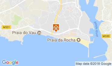 Map Portimão Apartment 114943