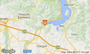 Map Iseo Villa 38515