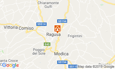 Map Ragusa Apartment 118353