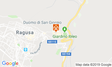 Map Ragusa Apartment 118353