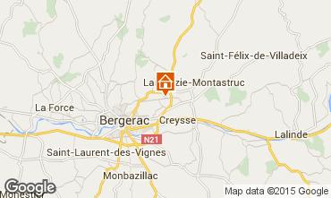 Map Bergerac House 100823