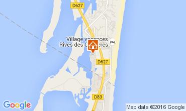 Map Port Leucate House 103921