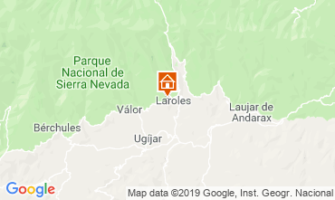 Map Laroles Self-catering property 83882