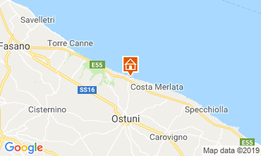 Map Ostuni House 119954