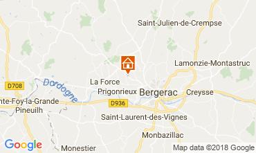 Map Bergerac House 94254