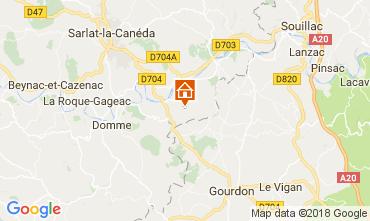Map Sarlat House 112927