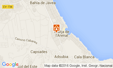 Javea Spain Map.Javea Holiday Rentals 2 Last Minute Offers Currently Available